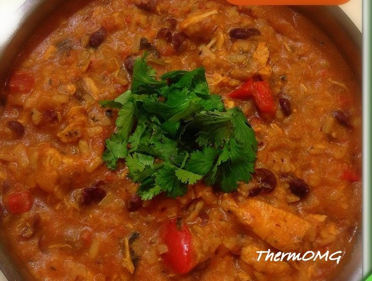 Mexican Chicken - ThermOMG