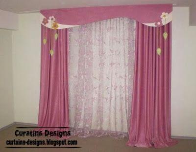 net curtain UK 2014, pink curtains UK 2014, UK curtains for girls