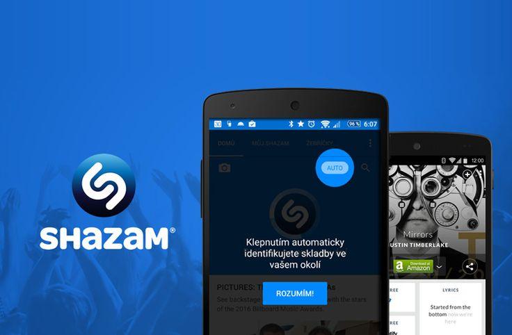 Shazam umí automaticky poznávat písně jako Velký bratr - https://www.svetandroida.cz/shazam-umi-automaticky-poznavat-pisne-jako-velky-bratr-201606?utm_source=PN&utm_medium=Svet+Androida&utm_campaign=SNAP%2Bfrom%2BSv%C4%9Bt+Androida