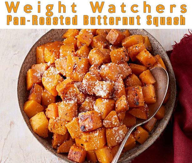 A quick toss in vinaigrette and a sprinkle of Parmesan helps give this Pan-Roasted Butternut Squash its distinctive flavor. Both high in vitamin A and a good (...)
