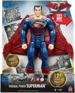 Mattel Justice League Movie Action Figures