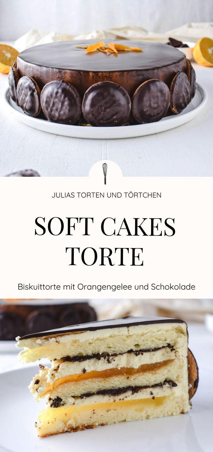 Soft Cake Torte Jaffa Torte Rezept Fur Festliche Soft Cake Torte