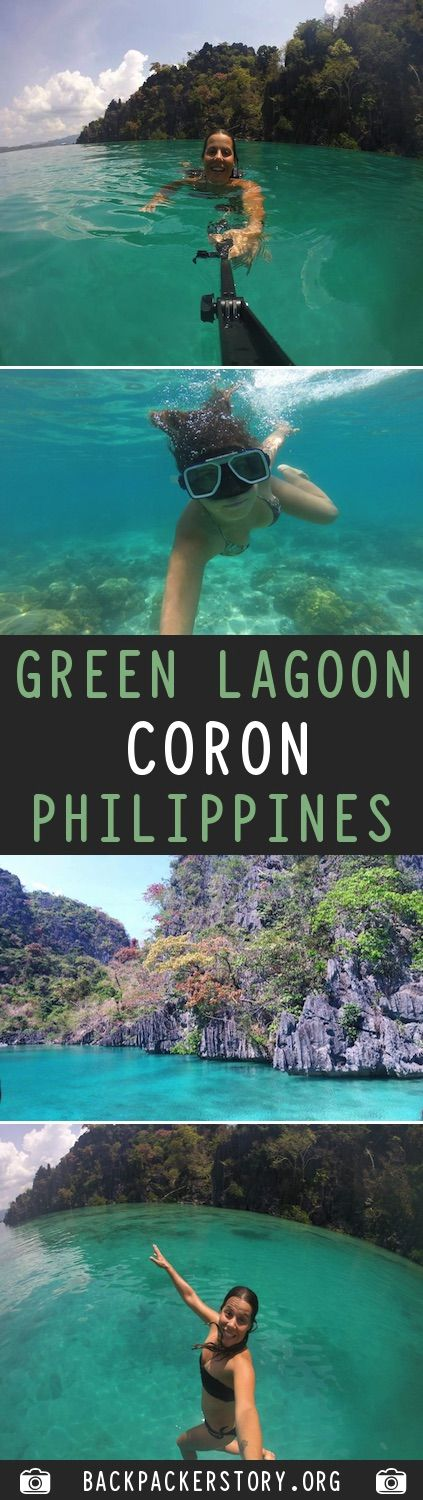 Green Lagoon Coron, Philippines: Guide
