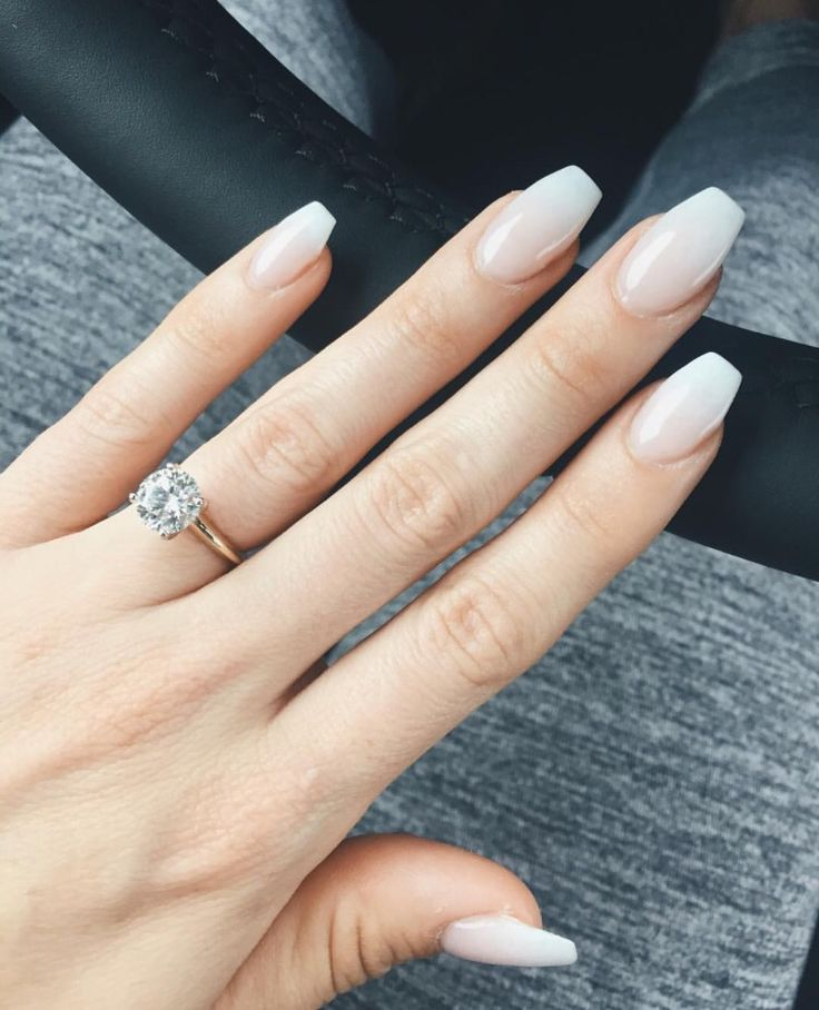 Long Nail Shapes: 25+ Best Ideas About Coffin Nails On Pinterest