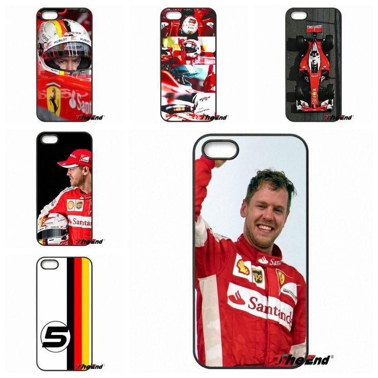 Sebastian Vettel Scuderia Ferrari Mobile Phone Case For HTC One M7 M8 M9 A9 Desire 626 816 820 Google Pixel XL One plus X 2 3 //Price: $8.99 & FREE Shipping //     #hashtag4