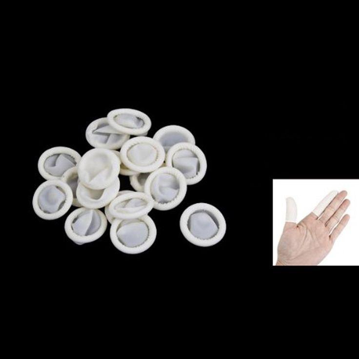 100g Wenkbrauw Extension Handschoenen Praktische Wegwerp Anti Statische Latex Vinger Babybedjes Off Wimper Extension Tool Accessoires