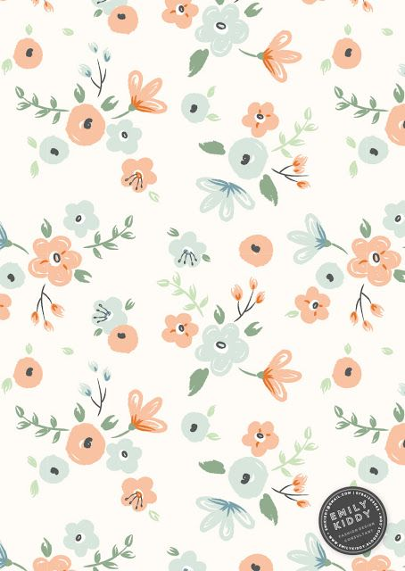 Emily Kiddy: Primavera | Verano 2017 - El Rancho - estampados florales