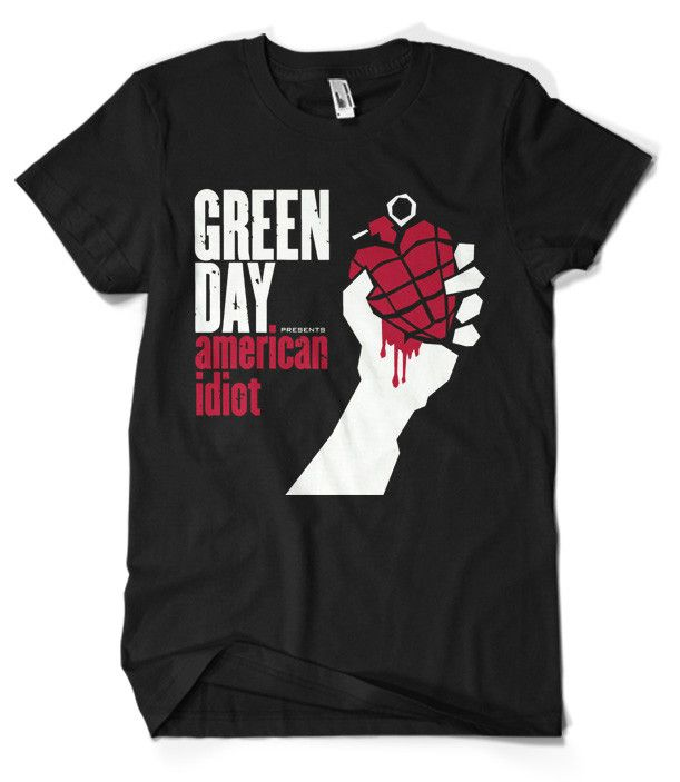Best 25 Green Day Shirt Ideas On Pinterest Green Day T