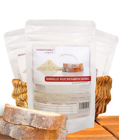 Glutenfrei & Kohlenhydratarm | Entdecke die passenden Low Carb Kuchen-Backmischungen für deine kohlenhydratarme Ernährung auf Foodonauten.de ...