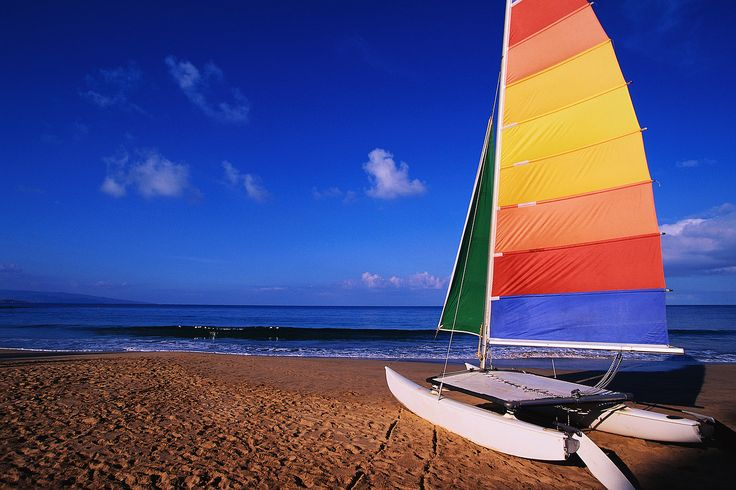 Enjoy Maui by sailboat when you book your vacation to Hawaii through Expedia.com