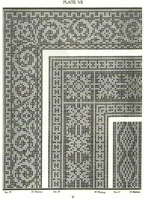 Filet Crochet vol. 2