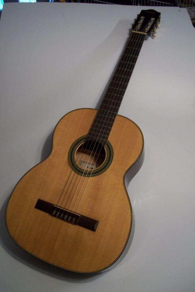 Yamaha 1960 Nippon Gakki No 60 Classical Guitar Great Condition Yamaha Yamaha Acoustic Guitar Guitar Yamaha Acoustic