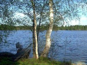 Finland Summer Holiday Villa near the Lake