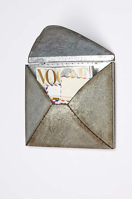 Welded Letter Holder - anthropologie.com #anthrofave #anthropologie ....we have this piece in stock as well!