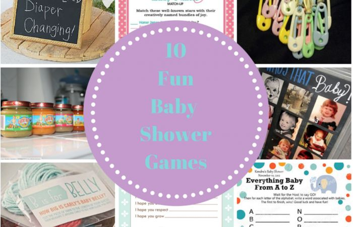 Baby Showers Without Games ~ Best images about fun baby shower games on