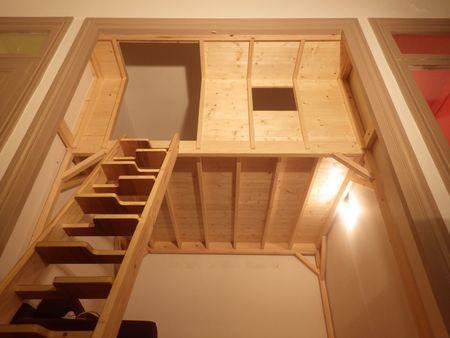 best 25 echelle mezzanine ideas on pinterest chelles loft mezzanine and chelle de grenier. Black Bedroom Furniture Sets. Home Design Ideas