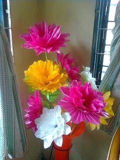 55 Gambar Bunga Anggrek Dari Kantong Kresek