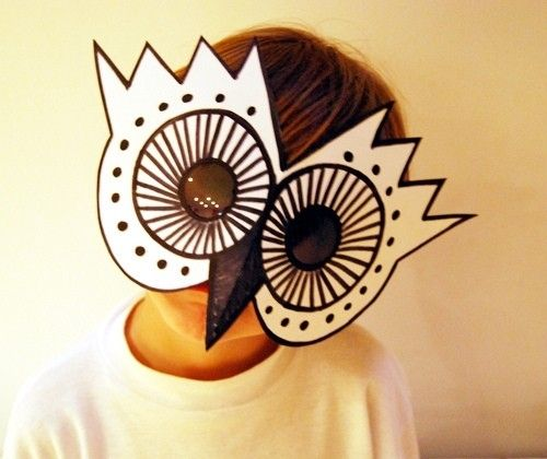 kids masks by traci