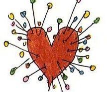 Tim Burton. Voodo Queen Heart