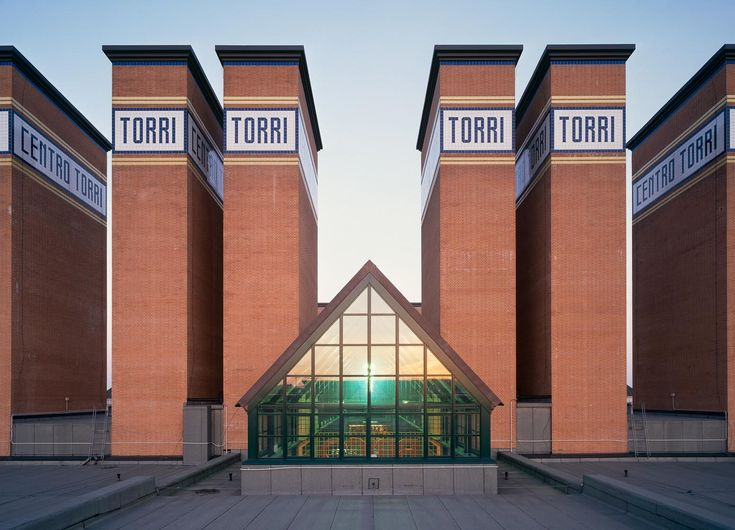 Centro Torri Shopping center | Palladium Photodesign | Barbara Burg + Oliver Schuh