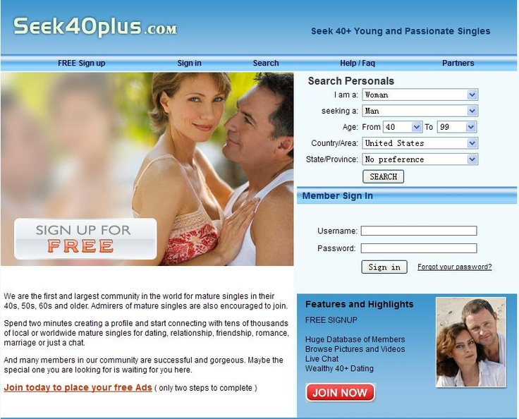 Free dating websites to join