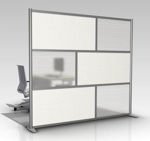 Best 25 office partitions ideas on pinterest wood partition design wooden partitions and - Opaque room divider ...