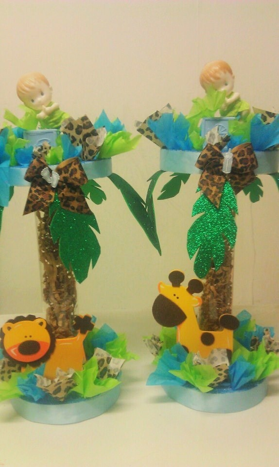 lion king baby shower centerpieces adrianas creations baby shower