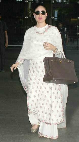 Kareena kapoor khan in sabyasachi
