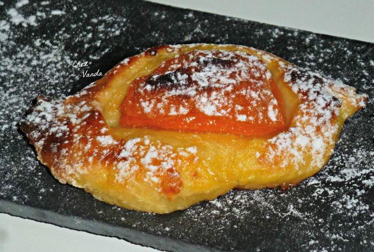 Abricotines .... avec une pâte vraiment originale