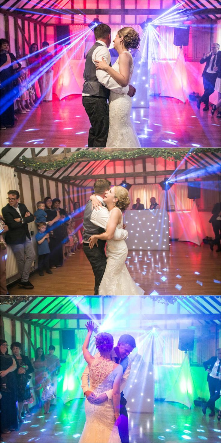 first dance at wedding, reid rooms essex