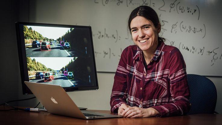 Canadian scientist working to improve autonomous vehicle tech wins fellowship