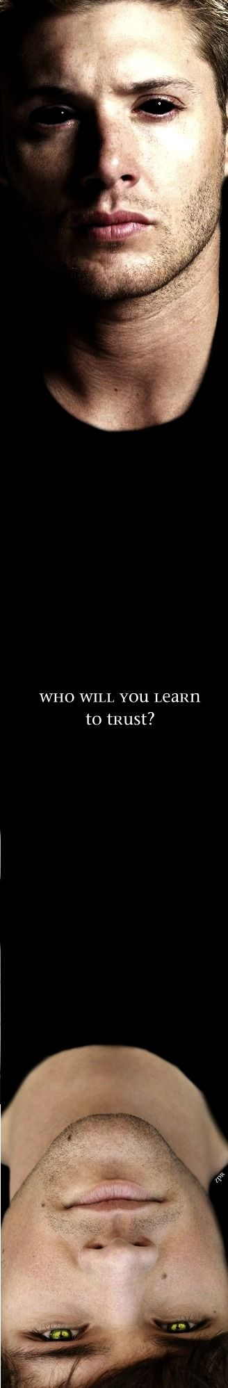 Who Will You Learn to Trust? by ZombiePlatypusRush.deviantart.com on @deviantART