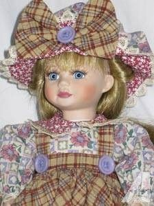 Marie Osmond Porcelain Dolls | Marie Osmond Stitchin' Stacey Porcelain Doll for sale in Yardley ...