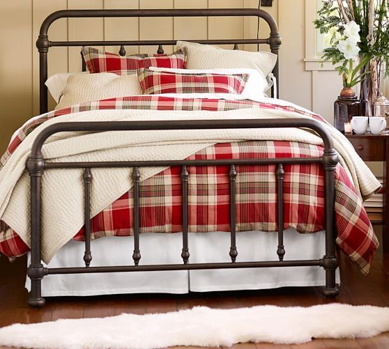 Coleman Bed Pottery Barn Bed Rooms Pinterest Twin