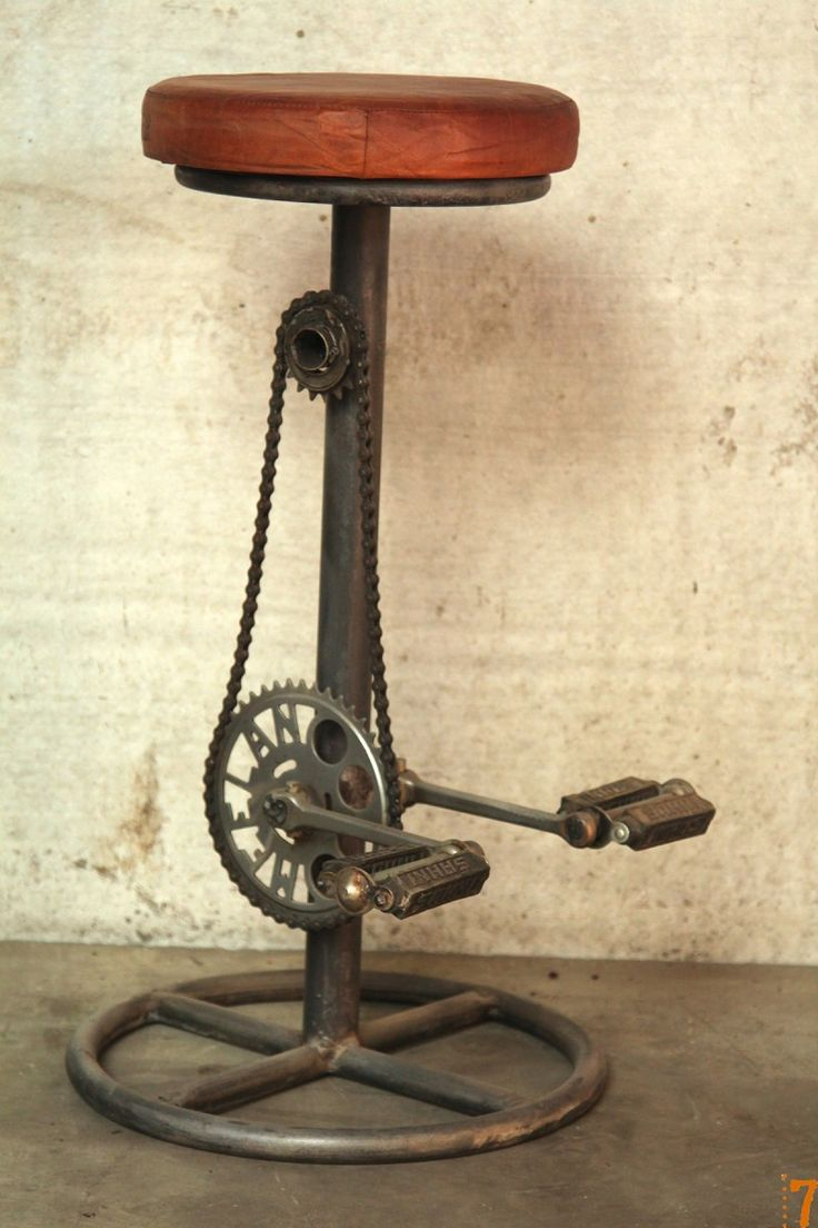 BARAK'7, mobilier esprit industriel