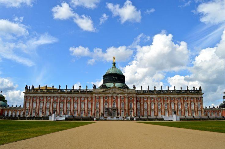 Neues Palais von --OstseeKind--