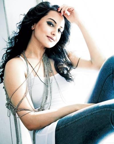 Sonakshi Sinha @Sonakshi Sinha