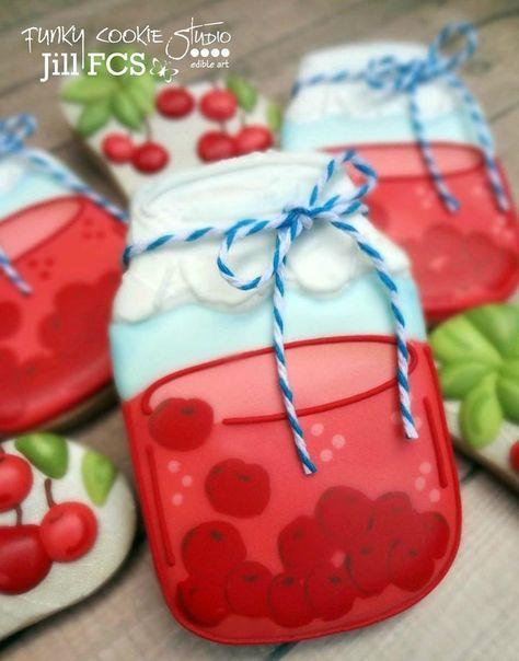 Jar Cookies