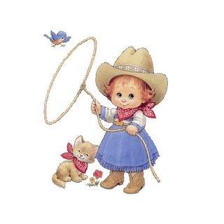 precious moments cowboy coloring pages - photo#35