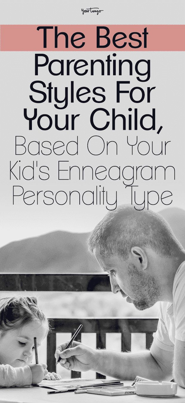 How To Pick The Best Parenting Style, Based On Your Child's Personality Type