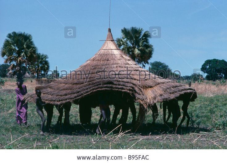 sudan-horn-of-africa-architecture-dinka-tribe-people-moving-circular-B95FAC.jpg (1300×945)