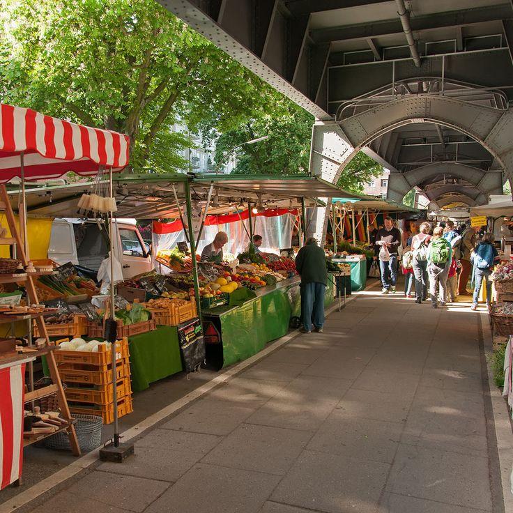 Isemarkt - Hamburg-Eppendorf