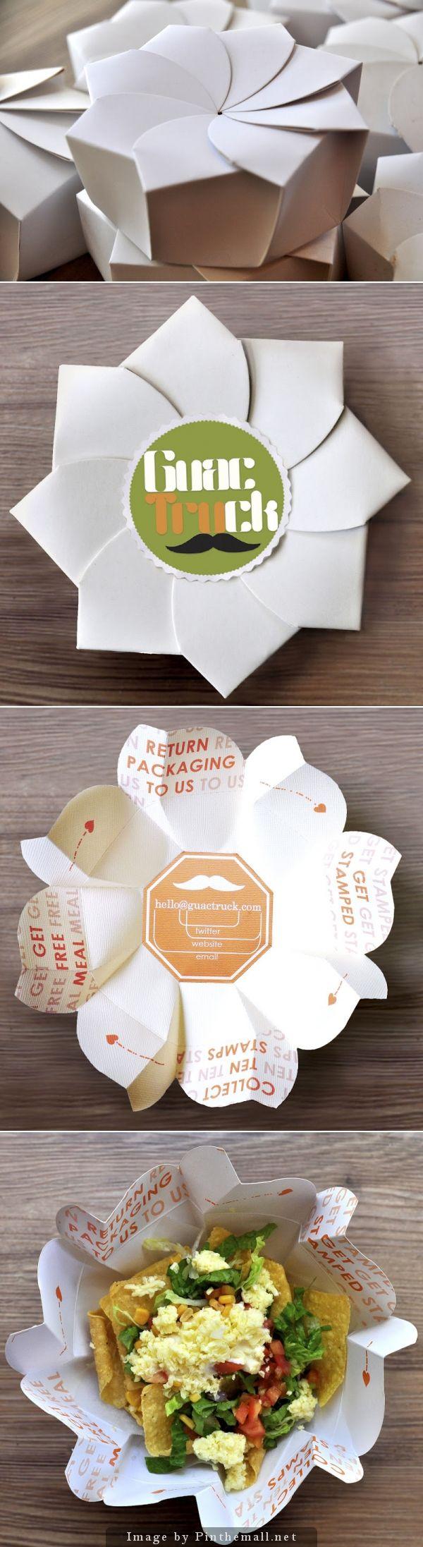 Origami Food Box