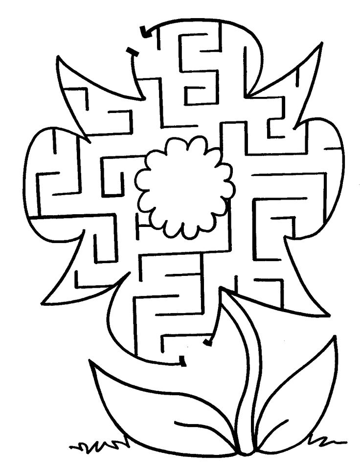 Free Printable Mazes -- for teacher tipster maze game