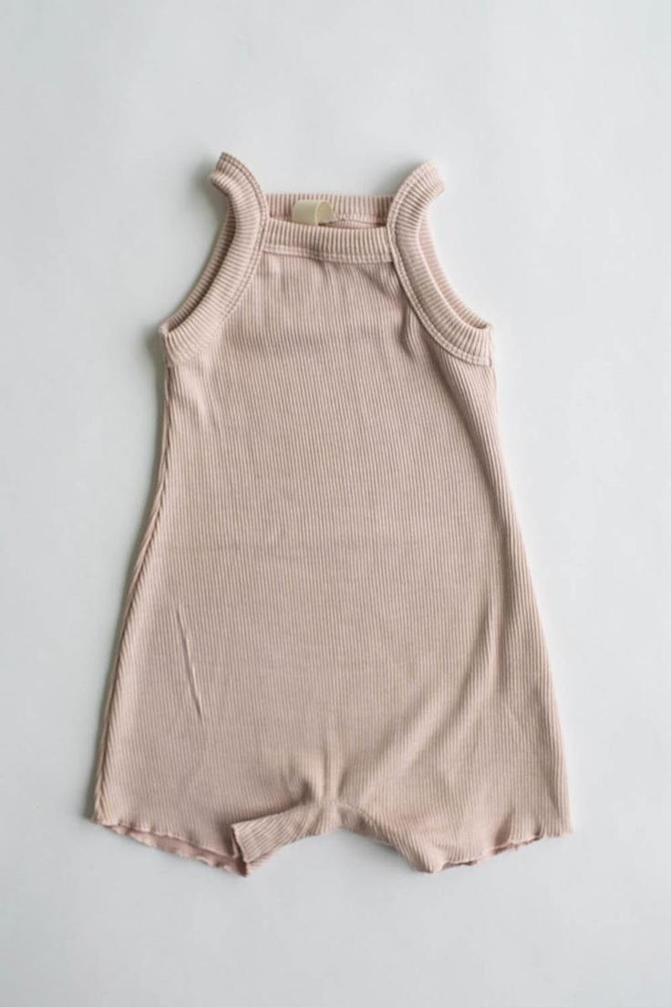 the essential playsuit - musk