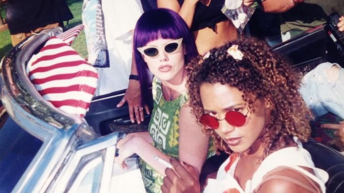 this hair stylist kept his 90s cult film polaroids in a shoebox for two decades