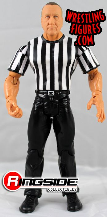 Earl Hebner | Ringside Collectibles WWE Figure Blog