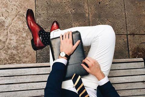 Paul Evans & Etiquette Clothiers: A Match Made In Shoe Heaven | Paul Evans