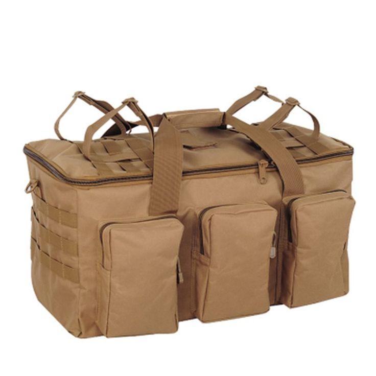 55L Hot Military Tactical Backpack Hiking Camping Shoulder Bag Men's Hiking Rucksack Back Pack Mochila Outdoor Bags