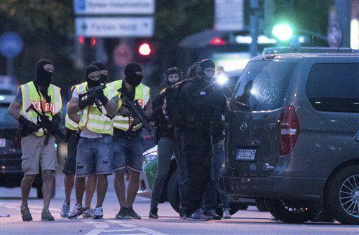 Detienen a joven de 16 años amigo del autor de masacre de Múnich
